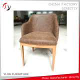 First Quality Genuine Half Leather Barroom Chair (FC-143)