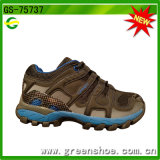 Hot Selling Leather PVC Safety Hiking Boots