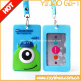 High Quality Soft PVC Luggage Tag with Custom Design (YB-LY-LT-01)