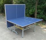 Ping Pong Table (SJ-206) , Folding and Moving Pingpong Tables