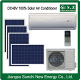 Low Consumption 100% DC off Grid Solar Residential Air Conditioning
