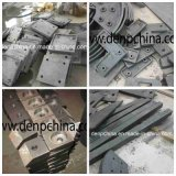 Impact Crusher Spare Parts/Crusher Liner Plate in China