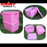 Houseware Storage Box Mould / Moldes De Hogar