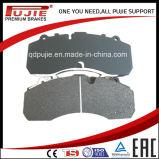 Semi-Metallic Truck Brake Pads Compatible with Scani 29059