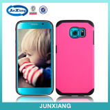Cell Phone Accessories 2 in 1 Drop Cell Phone Case for Samsung S6