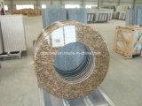 Giallo Fiorito Granite Island Countertop