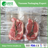 PA PE Side Seal Tranparent Plastic Food Packaging Bag