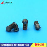 Long Life Carbide 3D Printer Nozzle with 0.4mm or 0.6mm/M6
