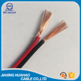 High Quality 2X1.0mm2 Red/Black Rvb Type Speaker Cable