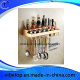 Factorey Sale Stainless Steel Fixation Wall Shelf