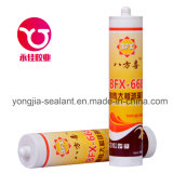 Manufacture Price Acetic Big Plate Glass Door Window Adhesive/Silicone Sealant (BFX-668)