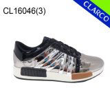 Shinning Synthetic Adults Sports Sneaker Casual Walking Shoes