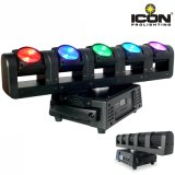 360 Degree Pixel Beam LED Moving Head for DJ