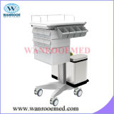 Multi-Functional Nurse Cart B with Lifting Column and Pedal Type