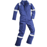Durable Coverall for safety Workwear with Flame Retardant