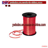 Party Items Birthday Party Supplies Red Curling Ribbon Home Decoration (CH8054)