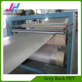 Printing Materials Matte Grey Back Pet Film