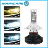 Markcars 72W Fan LED Auto Lamp with XP50 CREE