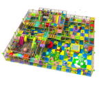 Manufacturers Wholesale Cheap Kids Indoor Playground New Design