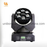 Projector Colorful Moving Head Beam Light 6PCS*10W Small Bee Eye for Party