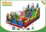 Outdoor Playground Inflatable Climbing Wall Sports Equipment for Kids