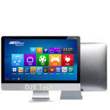 Touch Screen with Metal All in One Desktop Computer