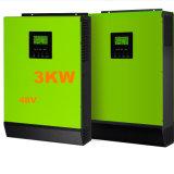 3000W 220V 80A MPPT Hybrid Solar Inverter
