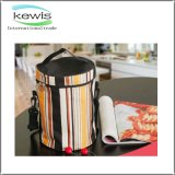 Wholesale Durable Round Lunch Picnic Tote Bag