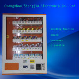 New Model Coin Operated Wall-Mounted Food Vending Machines (SJ-BH06M)