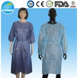 Topmed Disposable Cheap Isolation Gown, Professional Manufacturer
