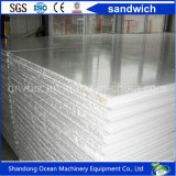 Cheap Price of Polystyrene Foam Sandwich Wall Panel EPS Panel Made of Corrugated Steel Sheet PPGI Profiled Steel Sheet Color Coated Steel Sheet