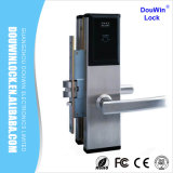 Double Sided Door Handle Hotel Electronic Door Card Locking System