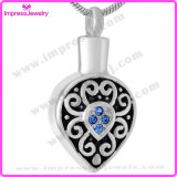 Hot Sales Cremation Jewelry Pendants Necklace to Hold Ashes