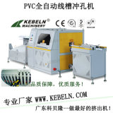 Automatic PVC Cable Trunking Punching Machine