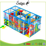 China Competitive Price Used Small Indoor Children Playground Equipment for Sale