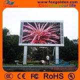 2017 High Brightness HD P10 Outdoor Full Color LED Sign