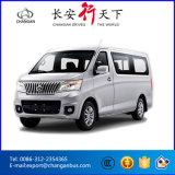 Chana G10 Model 11 Seats 1.5L Gasoline Mitsubishi Engine Mini Van