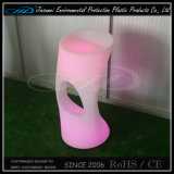 Rotational Moulding Rechargeable RGB LED Seat Furniture