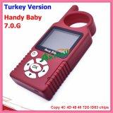 Handy Baby Auto Key Programmer of Turkey Language