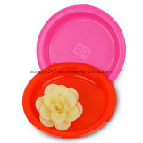 Disposable PS Environmentally Friendly Material Blister Round Plate