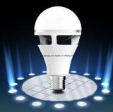 2017 New Design Smart Bluetooth Speaker LED Globe Bulb Lights with APP Control
