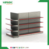 Retail Collapsible Steel Display Stand Supermarket Shelf