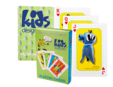 American Kids Design Class Paper Poker Playing Cards Game