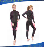 Neoprene Women Full Length Surfing Suit Scuba Snorkeling