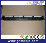 UTP Cat5e 24-Port Patch Panel