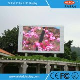 High Brightness Outdoor P4 Fixed LED Display Panel