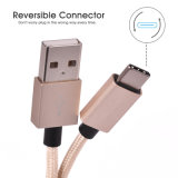 5V 4.5A Nylon Braided Super Charge USB Cable for Type-C