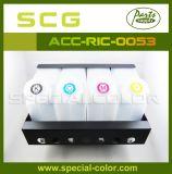 Roland Printer Bulk Ink System (6PCS ink barrels + 6PCS empty ink Cartridge)