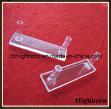 Transparent Customized Quartz Glass Cuvette Cell Per Drawing