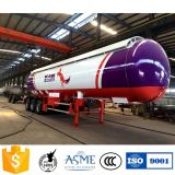 56000 Liters/14580 Gallons 3 Fuwa /BPW Axles GLP LPG Tank Trailer